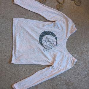 Aeropostale women's sweater top
